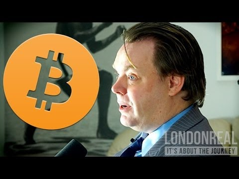 Rick Falkvinge - Bitcoin will hit $5 Million | London Real