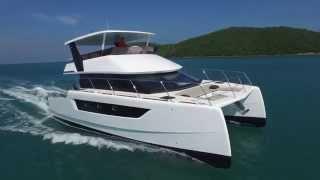 Heliotrope 48 Catamaran Yacht