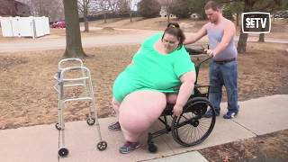 'World's heaviest woman' has found love