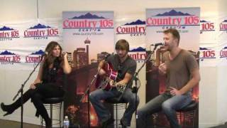 Lady Antebellum - Need You Now - Live HD