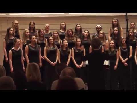 The Rivers School Women's Chorus: Shaw - Cloudburst