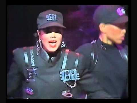 Janet jackson rhythm nation royal variety performance youtube thecheapjerseys Image collections