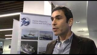 Science and Fisheries with Dr Paul Fernandes - Vidcast from the 2015 MASTS Annual Science Meeting