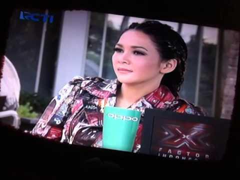 RAMLI NUR HAPPI - NIGHT CHANGES. X FACTOR INDONESIA