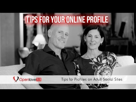 Tips for Profiles on Adult Social Sites