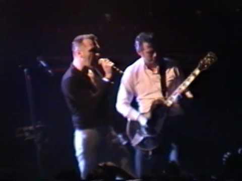 Morrissey Lisebergshallen Gothenburg Sweden 1 dec 1997 Full Show