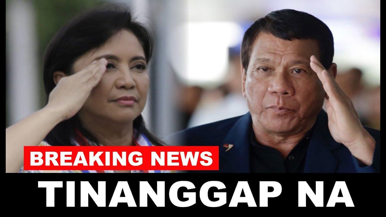 Download Breaking News: MAY BAGO NG TRABAHO SI LENI! DUTERTE's DRUG CHAR POST TINANNGAP NA!