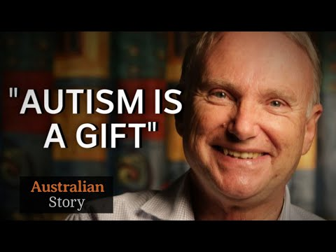 Is Asperger's syndrome the next stage of human evolution? - Australian Story