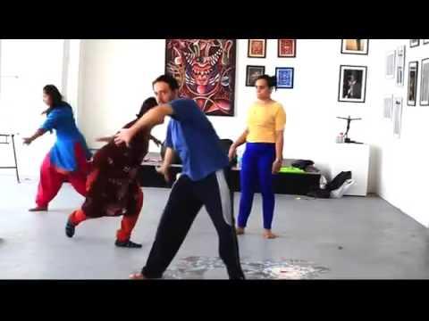 NLP Bangalore with Ashok Subramanian Shinota com Modeling Creative Dance from Tripura Kashyap 2