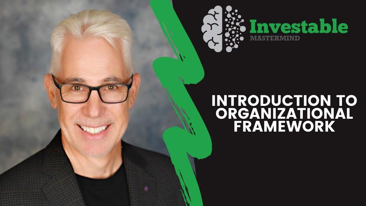 An Introduction to Organizational Framework
