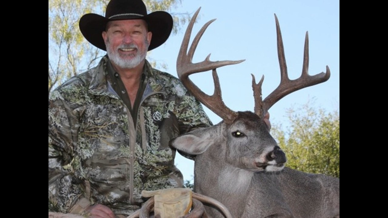 055 Lamar Smith | Brush Country Monsters! South Texas Deer Hunting ...
