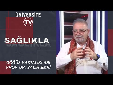 ÜNİVERSİTE TV  -  PROF. DR. SALİH EMRİ