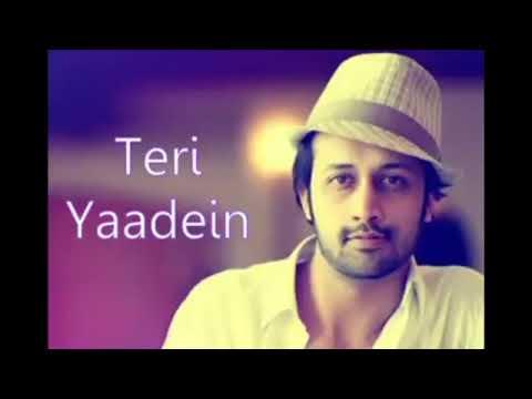 Teri Yaadein - Atif Aslam Video - Song Of Talaash - Video FREE Mp4
