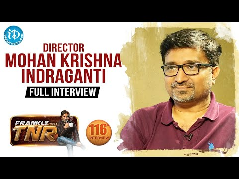 #Sammohanam Director Mohan Krishna Indraganti Full Interview | Frankly With TNR#116 | Talking Movies