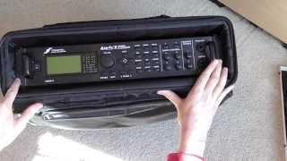 Fractal Audio Axe-Fx 2U Rack Bag Review / Shootout