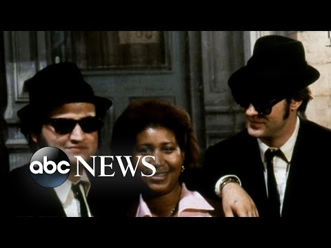 Aretha Franklin makes acting debut with 'Blues Brothers' role: Part 3
