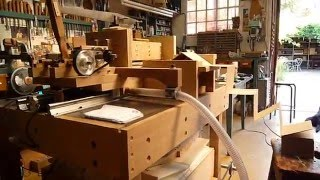 Machine ODIN - Lecture Mécanique