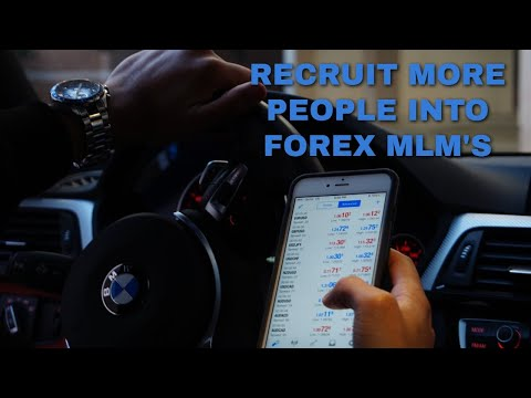 Recruit More People Into FOREX TRADING MLM's Leads and Traffic