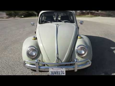 1969 Volkswagen Beetle - SOLD