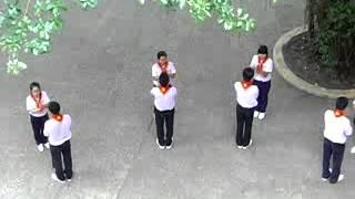 Múa luân vũ: Ta ca hát
