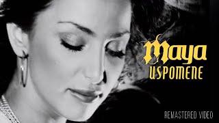 Maya Berović - Uspomene - (Official Video) Remastered
