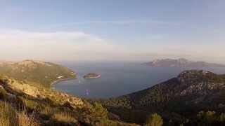 Tourism guide's in Mallorca & Cabrera Island. Diving, fishing, trekking.