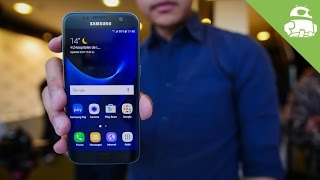Samsung Galaxy S7 Hands On!