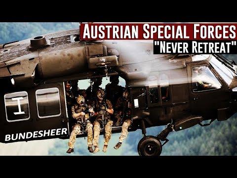 Austrian Special Forces 2018 •  EKO Cobra / Jagdkommando