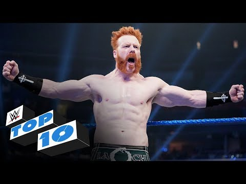 Top 10 Friday Night SmackDown moments: WWE Top 10, Jan. 4, 2020