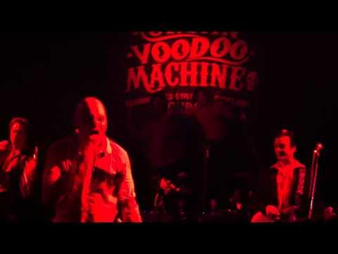 Urban Voodoo Machine - Love Song 666 (Live at OT301 Amsterdam 4.12.2011)