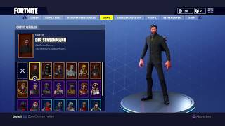All my skins in Fortnite Battle Royale (Some no longer available)