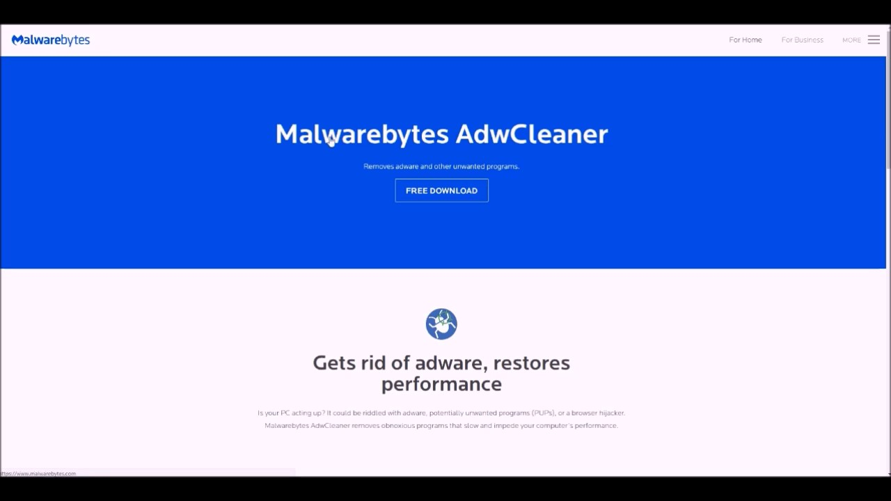 best free adware and malware removal 2017