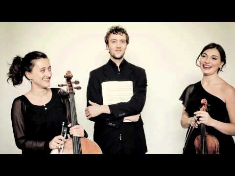 Trio Korngold plays Ravel Piano Trio in a minor: IV. Final