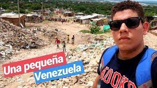 Una pequeña VENEZUELA en COLOMBIA / Villa Caracas / Iro Ramirez Ft. Daniel Ve