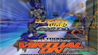 Cyber Troopers Virtual-On Oratorio Tangram - Blasting Turbo Ports