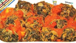 241 - Cipolle ripiene gratinate al forno...l'ho finite nel soggiorno! (contorno/secondo facile)