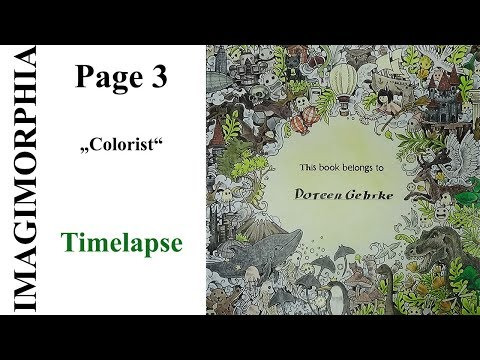 """imagimorphia-by-kerby-rosanes-page-3-""""colorist""""-timelapse"""