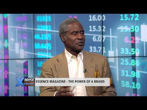Arise Xchange: Ed Lewis, Founder of Essence Magazine - YouTube