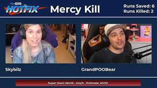 Mercy Kill - Super Dram World - Super Mario Odyssey
