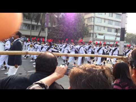 NSS Republic Day Parade-2014 Mumbai