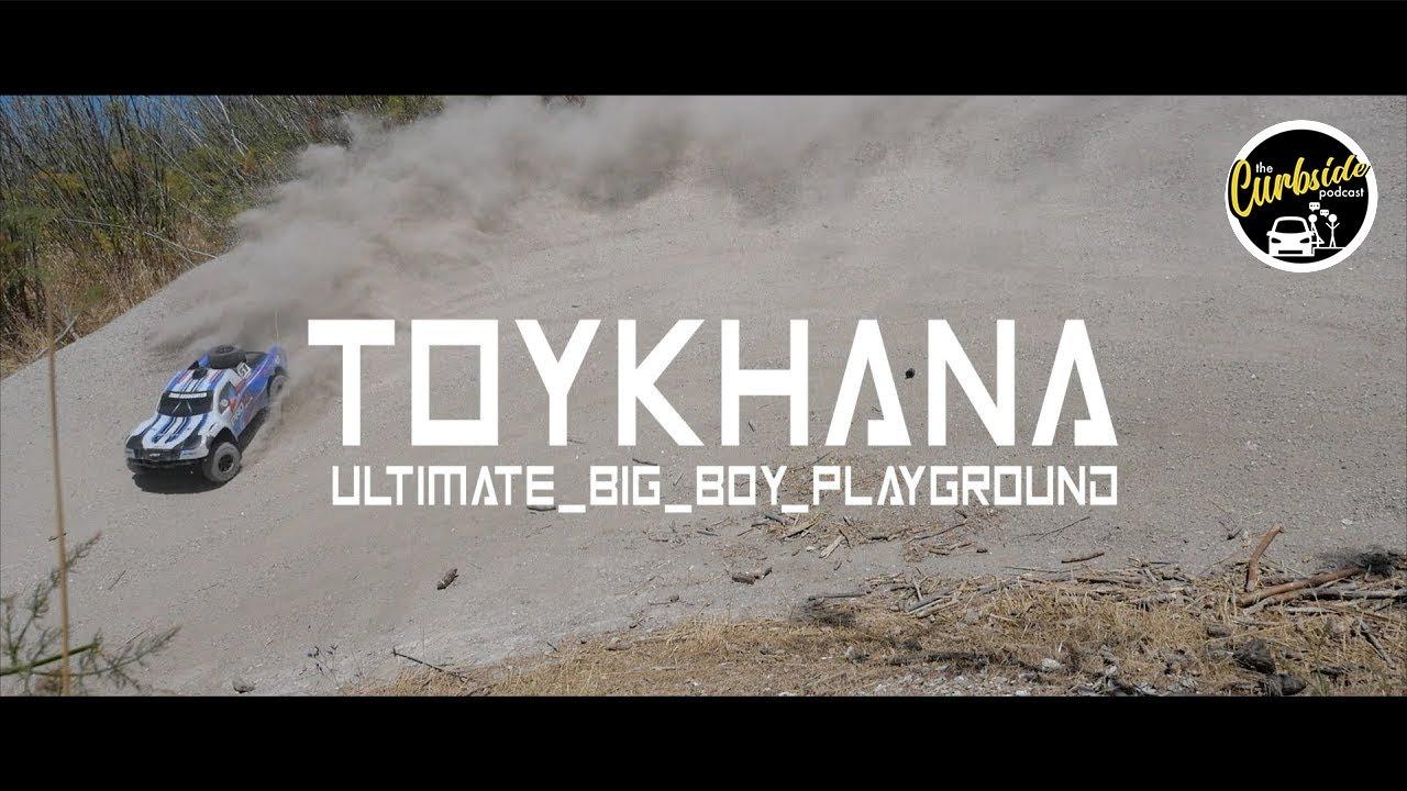 RC GYMKHANA?! - A Curbside Vlog