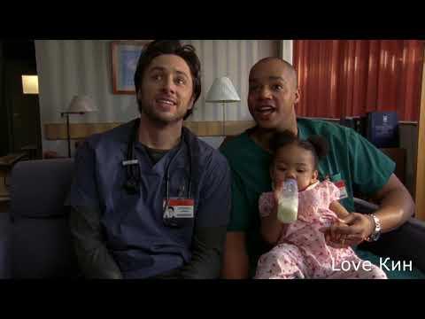 Клиника #2|Лучшие смешные моменты