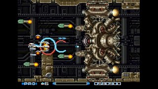 Super R-Type (SNES) - 2-ALL Clear No-Miss (Hard & Pro)