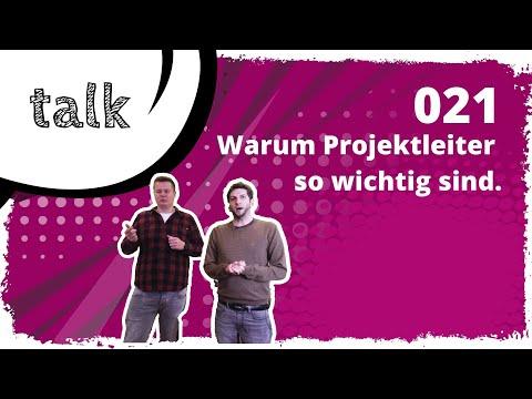 tricoma talk #021: Warum Projektleiter so wichtig sind