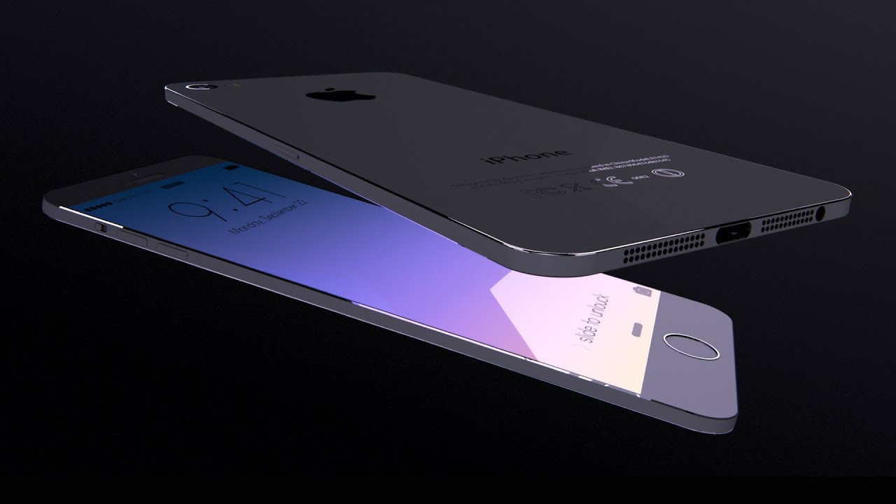 Introducing iphone 6 3d concept video youtube for Iphone 6 architecture wallpaper