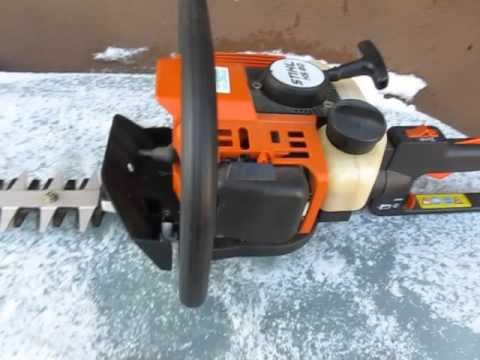 Stihl Hs80 Hedge Trimmer Parts Manual