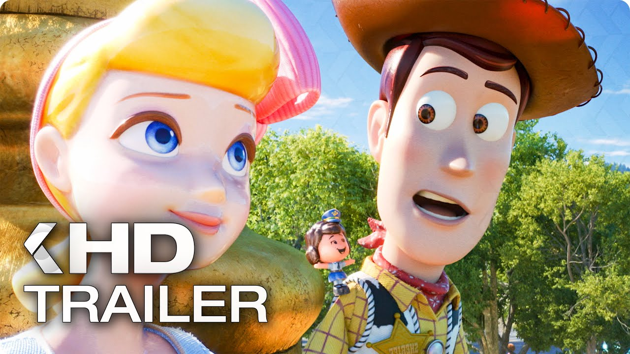 Toy Story 4 Trailer 2019 Youtube
