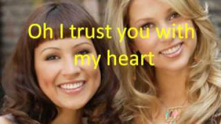 I Trust You - Cassie Steele (With Lyrics)