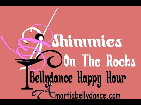 Belly Dance Happy Hour- The Hottest Bachelorette Party Idea in Baltimore, MD
