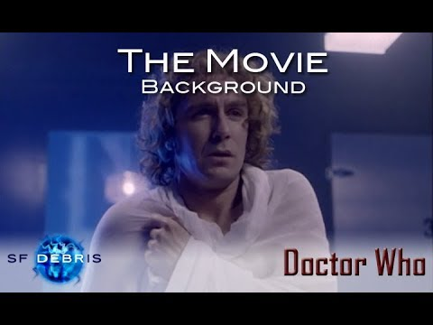 A Look at the Background of Doctor Who TV Movie